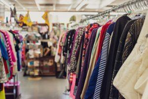 Trouvez un bon plan pour des vêtement d'occasion